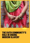 The Faith Community's Role in Ending Modern Slavery