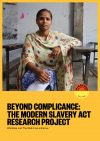 Beyond Compliance: The Modern Slavery Act Research Project